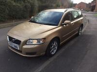 VOLVO V50 ESTATE 2007