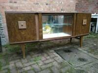 Sideboard 1950's with hidden bar