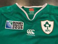 Child's Ireland rugby shirt (age 6)