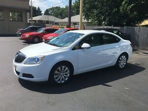 2015 BUICK VERANO Base- LEATHER INTERIOR, ALLOY WHEELS, CRUISE C