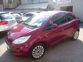 Ford KA Zetec,3 door hatchback,FSH,full MOT,very clean tidy car,runs and drives very well,great mpg