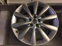 Jaguar alloy wheel for sale only got one 8.5x19 £150 call 07860431401