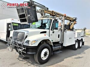 2003 International 7400 Telsta Bucket System