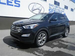 2014 Hyundai Santa Fe Sport SE: 2.0turbo, Full Sunroof, Leather,