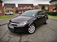2005 ASTRA BREEZE...1.4 PETROL...ONLY 2 OWNERS...LOW MILEAGE...SERVICE...MOT 2018
