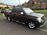 Nissan Navara dCi Aventura Double Cab Pickup 4dr FSH, NEW CLUTCH