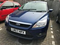 Ford Focus 1.6 Style 5dr - Service history-Good condition - 2008 (57 reg), Hatchback