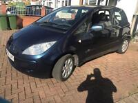 2005 Mitsubishi Colt manual with mot £330 no offers