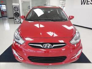 2013 Hyundai Accent GLS MAGS/TOIT OUVRANT 51$/semaine West Island Greater Montréal image 2