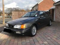 Ford Sierra rs cosworth 2wd low mileage low owners flint grey standard