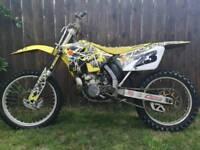 2005 rm 250