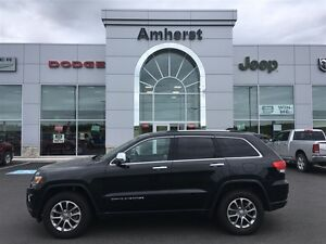 2016 Jeep Grand Cherokee Limited 4x4 - leather, heated seats
