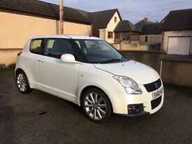 Suzuki Swift Sport MOT