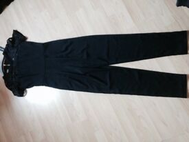 River island jumpsuit size 6 with tags