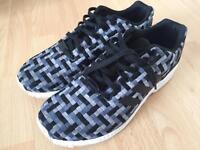 Adidas ZX flux men's trainers UK 8.5