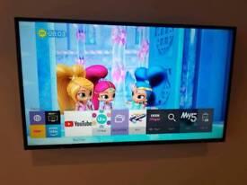 Samsung 43inch smart 4k tv