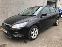 FORD FOCUS , 2009 REG ** FINANCE AVAILABLE** LOW MILES + FULL HISTORY** YEARS MOT ** WARRANTY