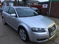 Audi A3 2.0 diesel sport Quattro 2006 clean car mil 135k