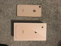 iPhone 8, 64GB, Rose Gold, CHEAP