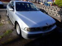 BMW, 5 SERIES, Saloon, 2001, Semi-Auto, 2497 (cc), 4 doors
