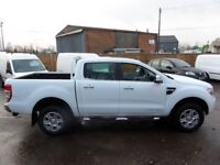 64 PLATE ( 2014) FORD RANGER LIMITED 4X4 TDCI PICK UP 3.2 DIESEL