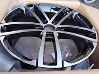 """VW Audi Nogaro Style Wheels Available in 18"""""""