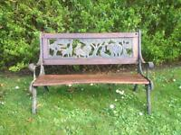 Children bench