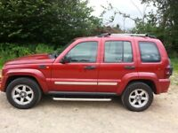 Jeep CHEROKEE 2.8 CRD Limited edition 2007 Automatic