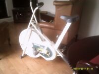 delta exercise bike