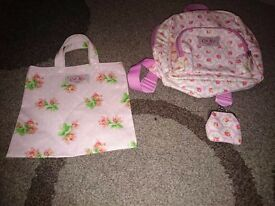 Cath kids bags x 2 and a purse