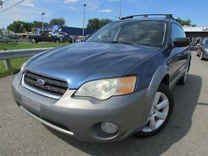 2006 Subaru Outback 2.5 i AWD A/C CRUISE SIEGES CHAUFFANTS!!!
