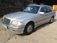1999 Mercedes c200 sport elegance Px to clear may swap
