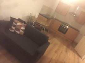New, modern church converted 2 bedroom apartment