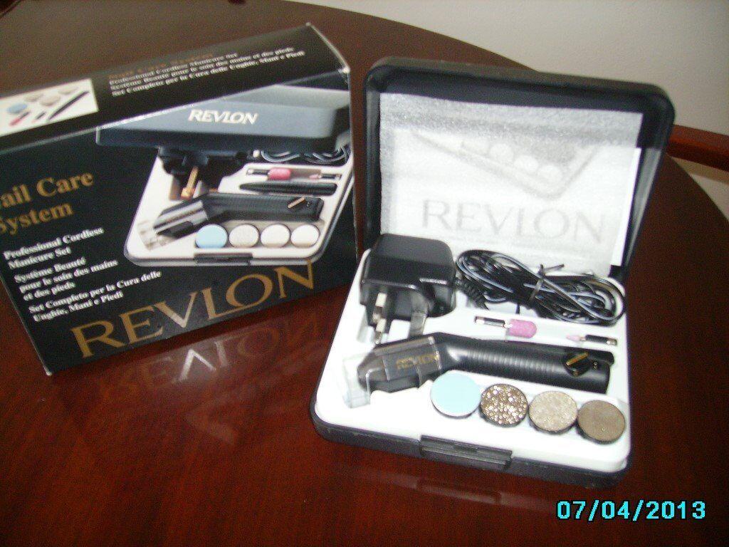 Modern Revlon Nail Care System Photo - Nail Art Design Ideas ...