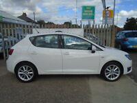 SEAT IBIZA 1.4 TSI FR DSG 5dr Auto (white) 2013