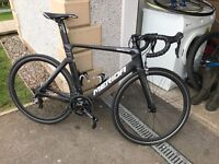 Merida reacto 5000 carbon road bike