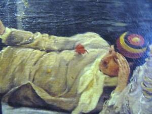 "James Tissot ""Holyday"" also ""The Picnic"" 1876 Art Print Stratford Kitchener Area image 9"