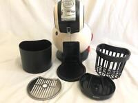 Nescafe Krups Dolce Gusto Melody 3 Coffee Machine - Cream