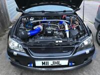 Lexus is200 turbo kit stage 2