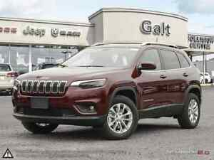 2019 Jeep New Cherokee NORTH 4X4 | 0% UP TO 72 MONTHS OAC*