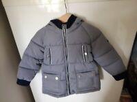 Boys Mayoral Grey Jacket 2 Years
