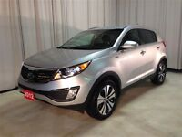 2012 Kia Sportage EX AWD, 18 Alloys, Rear Camera