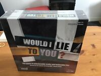 Would I Lie To You board game