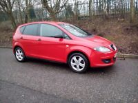 2006 Seat Altea 1.6 Petrol Reference Sport Superb Drives Nice Clean And Tidy In And Out Hpi Clear