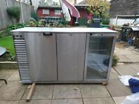 Osborne undercounter fridge