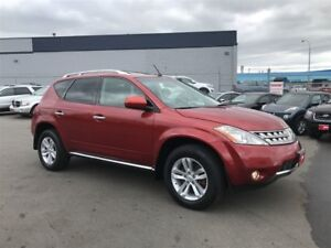 2007 Nissan Murano SE AWD Leather Sunroof Loaded Only 190, 000Km