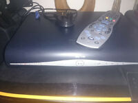 Sky HD+ and router