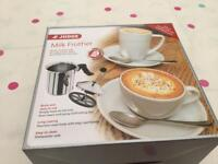 Brand new Judge Milk frother & Sauce pot