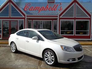 2013 Buick Verano Leather Package!!SUNROOF!!NAV!!AC/HEAT!!