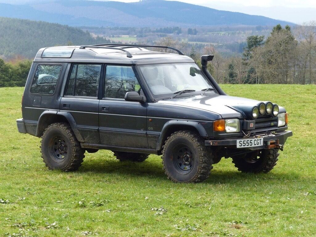 landrover discovery 1 v8 auto off road 10 months mot with winch and insa turbos in aboyne. Black Bedroom Furniture Sets. Home Design Ideas
